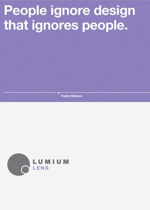 Lumium Lens